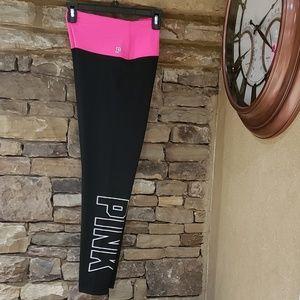 Victoria's Secret Pink High Waist Ultimate Legging